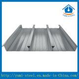 Лист Decking пола металла Corrguated стальной для Highrise зданий