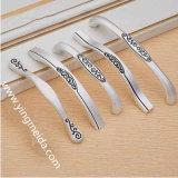 단순한 설계 유럽식 옷장 서랍 작은 손잡이 알루미늄 합금 내각 손잡이