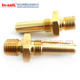 OEM CNCの機械化の銅Pin Prats