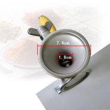 Piccola smerigliatrice di caffè portatile da vendere il laminatoio di caffè dell'acciaio inossidabile della smerigliatrice di caffè con la mano