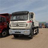 中国の頑丈なトラックのBeiben 6X4のダンプトラックの価格
