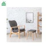 Estilo de madeira da cadeira do lazer e preço mais barato para a sala de visitas