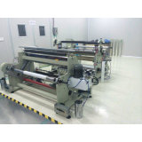 Cortadora de papel automática de Rewinder del rodillo del duplex 1300m m que raja la línea máquina