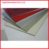 Granit et feuille de panneau de pierre/en aluminium composée en aluminium de revêtement/plaque composée en aluminium