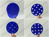 (WSP-09) Пластичные соль руки и распространитель семени, жидкостная бутылка удобрения 2000ml