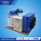 500 кг малые автоматические Ice Maker чешуйчатый лед бумагоделательной машины для мяса