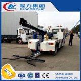 Straßen-Unterstützung China-Isuzu 3 Tonnen Wrecker-Schleppseil-LKW-