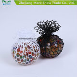 New LED Flashing Squeeze Stress Ball with Hook Beads Toilets