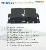 Traqueur de rail libre de la plate-forme GPS avec l'autobus scolaire de l'essence Sensor/RFID