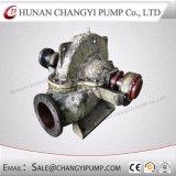 Pompe à eau fendue de cas d'entraînement électrique et diesel pour l'irrigation