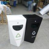 Scomparto residuo rivestito di riciclaggio ecologico massimo della manovella Max-Sn118 di alta qualità della polvere laterale del ferro