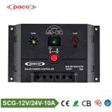 O novo controlador de carga solar PWM Arrvials 12V 10A