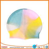 昇進のFood-Gradeシリコーンの100%年のシリコーンの水泳の帽子