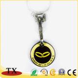 Moneta simbolica Keychain del supporto della moneta del carrello su ordinazione di acquisto