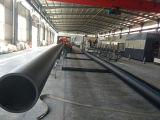 Cadena de producción del tubo del HDPE del PE tubo del PE que hace la máquina