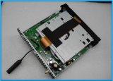 2017 Fernsehapparat-androides Autoradio heißer Verkauf 1 LÄRM Extensions-kapazitiver allgemeinhinbildschirm GPS-DVD Bluetooth A.