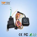 el mini perseguidor impermeable del GPS de la mejor alta calidad superior de la venta 2g/3G/4G con el motor cortó y las alarmas y salva el modo (MT05-KW)