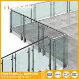 발코니/층계를 위한 유리제 난간 포스트 유리제 방책