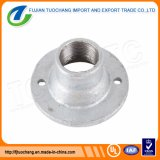 Galvanisierter Stahlrohrfitting-Stück-/Stück-Rundschreiben-Kasten