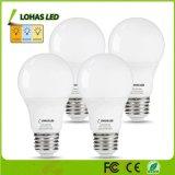 A19 E26 6000K/4000K/2700K 6 Вт Светодиодные лампы