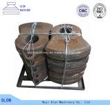 De hoge Hamer van de Maalmachine van de Delen van de Ontvezelmachine van het Staal Zgmn18 van het Mangaan Auto
