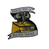 Broche de encargo del Pin de la solapa de la insignia con el brillo para los regalos
