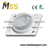 L'alta luminosità 1.5W impermeabilizza il modulo del LED per la doppia casella chiara laterale