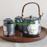 Cadeau promotionnel de théière en céramique