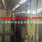 中国の工場からの鋼鉄圧延製造所のRebarの生産ライン
