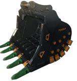 De Emmer van het Graafwerktuig van de Rots van het Skelet van Rsbm voor PC360