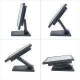 Supports de montage Studio de pliage du métal noir Socle pour moniteur