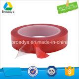 Doppio bianco/libero del fornitore della Cina ha parteggiato nastro della gomma piuma dell'acrilico di 3m (BY6080W)