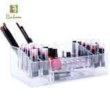 Tiroir cosmétique acrylique de pointe d'étalage de nouveaux produits