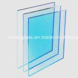 Rivestito di vetro basso di vetro della costruzione E con l'isolamento