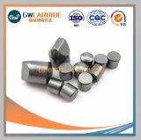 Fabriqué en Chine Fabricant Bouton de carbure de tungstène, bouton de Foret en carbure