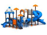 Il parco di divertimenti gioca la strumentazione del campo da giuoco dell'elemento della sosta dei bambini da vendere