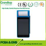 Position alle in einer Noten-Registrierkasse mit Touch Screen Positionandroid-Tablette