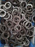 16mncr5 Стальная шестерня 1045 затвердевают стали