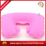 Pillowslip inflables para la aviacióndormir cuello almohadaavión proveedor almohada