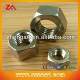 Leite haute résistance en acier au carbone DIN DIN933931 galvanisé à chaud de l'écrou de classe 8.8
