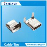 Cinghia ed inarcamenti della fascia dell'acciaio inossidabile SS304 10*0.3mm