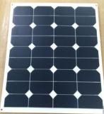 60W Sunpower panneau solaire flexible