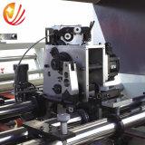 Del servomotore di controllo dispositivo di piegatura ondulato automatico Gluer dello strato in pieno e cucitrice