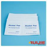 Médicos desechables de 70% de alcohol Pad