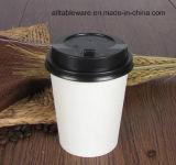 カスタムロゴによって印刷される熱い茶コーヒー紙コップ
