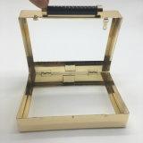 2017 accessoires chauds de bâti de fer de cadre pour la caisse cosmétique de sac de main de sac de soirée