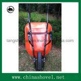 Хорошее качество стали Wheelbarrow в Южной Америке