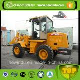Затяжелитель Китай Lw188 колеса тонны XCMG фронта 1.8 миниый