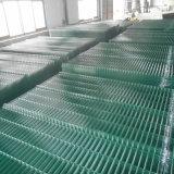 최신 판매 PVC는 안전에 의하여 용접된 철망사 담을 입혔다