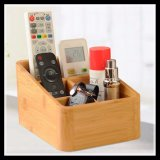 Oficina de pequeño tamaño personalizado vajilla Bamboo Teléfono/ portalápices